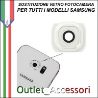 Sostituzione Cambio Vetro Fotocamera Rotta Samsung Galaxy S3 Camera Posteriore