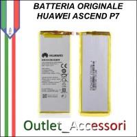 Batteria Pila Originale Huawei Ascend P7 HB3543B4EBW