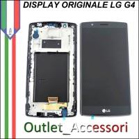 Display Schermo Lcd Touch Originale LG G4 H815 Vetro Ricambio