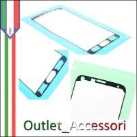 Adesivo Biadesivo Colla per Vetro Display Samsung Note 4 N910F Originale 3M