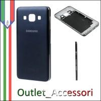 Scocca Copribatteria Cornice Samsung Galaxy A3 A300 BLU