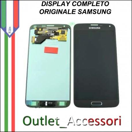 Display LCD Touch Samsung S5 NEO NERO Schermo GH97-17667C