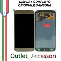 Display LCD Touch Samsung Galaxy S5 NEO G903F Originale Nero Schermo GH97-17787A