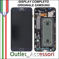 Display LCD Touch Samsung Galaxy S6 Edge Plus Edge+ G928F Gold Oro Originale