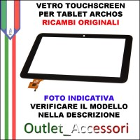Vetro Touch Touchscreen Tablet Archos Originale 70B COPPER 3G