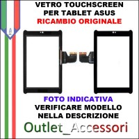 Vetro Touch Touchscreen Originale Tablet Asus Fonepad 7 K012 FE170CG ME170 K017 K01A