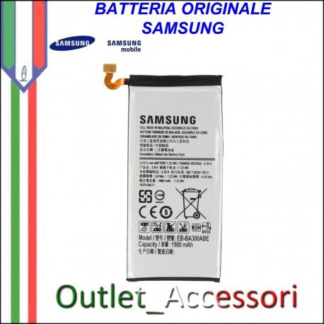 Batteria Pila Interna Samsung Galaxy A7 A700F Originale SM