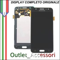 Display LCD Touch Samsung J5 2016 J510F Originale NERO Schermo GH97-17667A