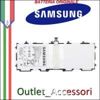 Batteria Pila Originale Samsung Galaxy Tab 4 T530 T535 EB-BT530FBE Garanzia Ufficiale