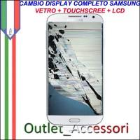 Riparazione Cambio Display Vetro Rotto Samsung Galaxy S6 G920F Originale Schermo Lcd Touch