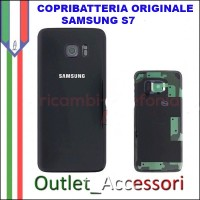 Copribatteria Back Cover Originale Samsung Galaxy S7