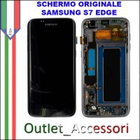 Display LCD Touch Samsung Galaxy S7 EDGE Originale SM-G935F
