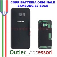 Copribatteria Back Cover Originale Samsung Galaxy S7 EDGE