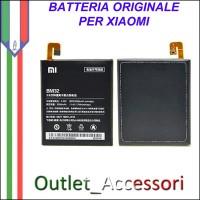 Batteria Pila Interna Originale Xiaomi BM32 Cellulare Mi4