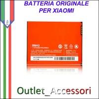 Batteria Pila Interna Originale Xiaomi BM42 Cellulare REDMI NOTE