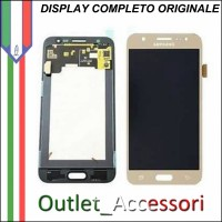 Display LCD Touch Samsung J7 2016 J710FN Originale GOLD Schermo GH97-18855A