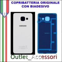 Copribatteria Back Cover Originale Samsung A5 2016 A310FN