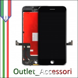 Display Schermo IPHONE 6 LCD Touch Screen Vetro Apple A1549, A1586, A1589 Nero Black