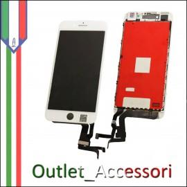 Display Schermo IPHONE 7 PLUS A1661, A1784 LCD Touch Screen Vetro Apple Nero Black