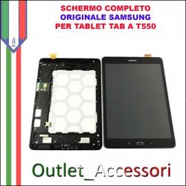 Display Schermo LCD Touch Samsung J7 2016 J710FN Originale Bianco Schermo GH97-18931C
