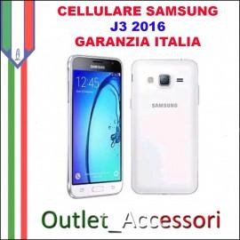 Cellulare Smartphone Samsung J3 2016 SM-J320FN J320 BIANCO Nuovo Garanzia ITALIA