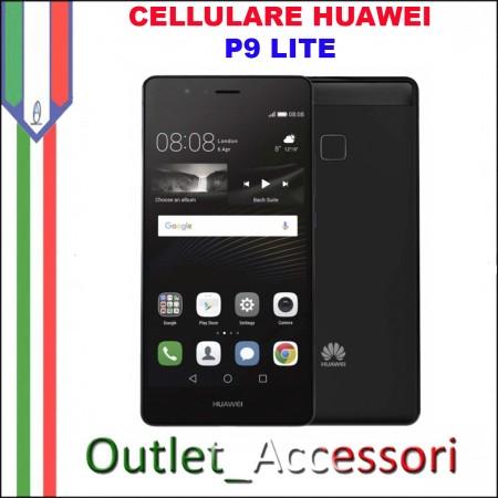 Cellulare Smartphone HUAWEI P9 LITE NERO