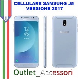 Cellulare Smartphone Samsung J5 2017 SILVER
