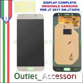 Display Schermo LCD Touch Samsung J7 2017 SM-J730FN J730 J730F J730DS Originale ORO