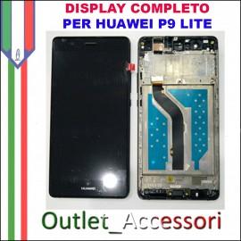 Display Schermo Huawei P9 LITE NERO