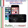 Sostituzione Display Rotto per Apple Iphone 7 A1660 A1778 Riparazione Cambio Lcd Vetro Touch Touchscreen