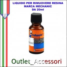 Liquido Pulizia Rimozione Resina Mechanic Saldature