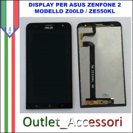 Display LCD Touch Asus Zenfone 2 Laser Z00LD