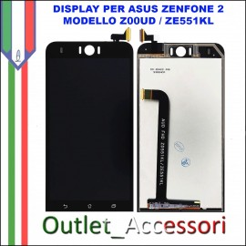 Display LCD Touch Asus Zenfone 2 SELFIE Z00UD