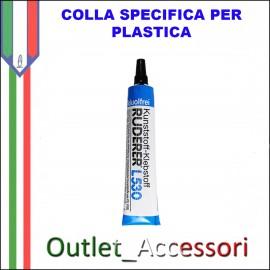 Colla L530 Ruderer Plastica Incollaggio Schermi Display 3ml Frame Cornice Cellulari