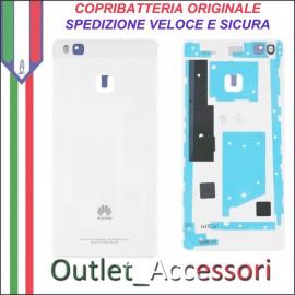 Copribatteria Originale Back Cover Huawei P9 LITE BIANCO VNS-L23 L31