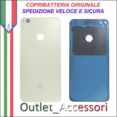 Copribatteria Originale Back Cover Huawei P8 LITE 2017 GOLD
