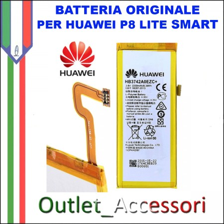 Batteria Pila Originale Huawei P8 LITE SMART
