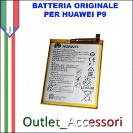 Batteria Pila Originale Huawei P9