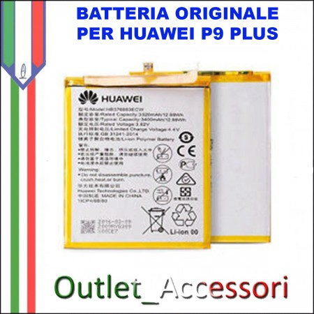Batteria Pila Originale Huawei Ascend P9 PLUS
