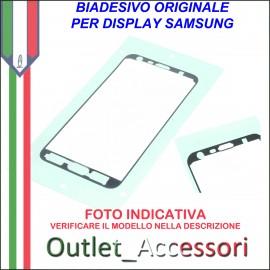 Biadesivo Display Samsung J7 J700 Schermo Colla Adesivo Originale