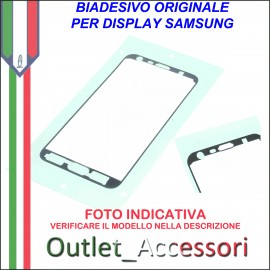 Biadesivo Display Samsung A7 2017 A720