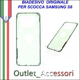Biadesivo Adesivo Copribatteria Samsung GALAXY S8
