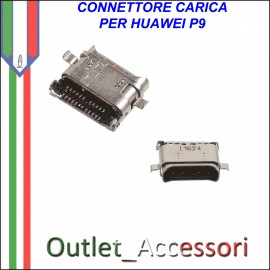 Connettore USB Jack Huawei P9