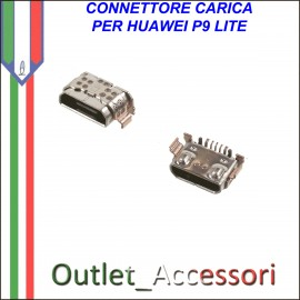 Connettore USB Jack Huawei P9 LITE