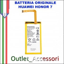 Batteria Pila Originale Huawei HONOR 7 HB494590EBC