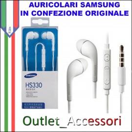 Cuffie Auricolari In-Ear In Ear Samsung HS330 Stereo Microfono Volume