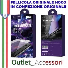 Pellicola Vetro Temperato HOCO Apple Iphone 8 PET 0,23mm 3D 9H Anti-Blue Ray