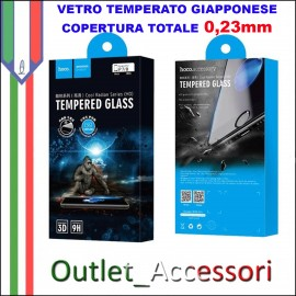 Pellicola Vetro Temperato HOCO Apple Iphone 7 PET 0,23mm 3D 9H Anti-Blue Ray BIANCO