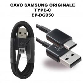 Cavo Dati e Alimentazione TYPE-C TIPO C USB Samsung Originale EP-DG950 GALAXY S8 PLUS