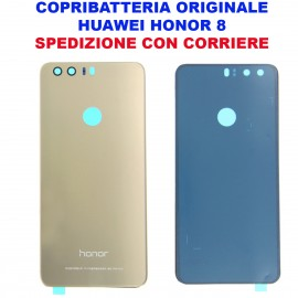 Copribatteria Originale Back Cover Huawei HONOR 8 GOLD